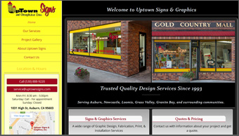 Uptown Signs & Graphics
