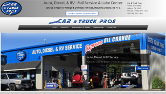 Car & Truck Pros Preview
