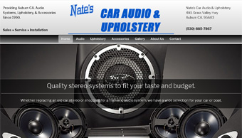 Nate's Audio & Upholstery