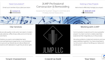 JLMP LLC Construction